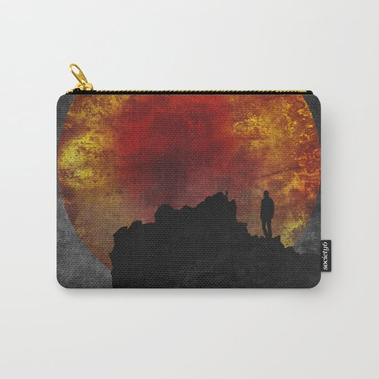 ash and fire Carry-All Pouch