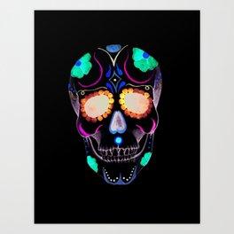 is not october Art Print