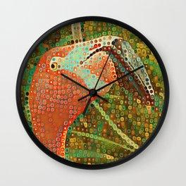 Funkadelic Flamingo Wall Clock