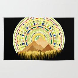 Disc Nature Rug