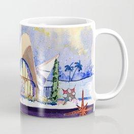 La Concha Coffee Mug