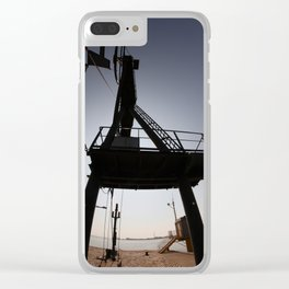 Semaphor by Port Clear iPhone Case