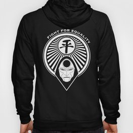 Legend of Korra- Amon - Fight for Equality Hoody