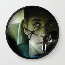 Ryan Gosling - Drive Wall Clock