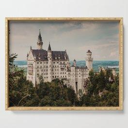 Schloss Neuschwanstein | Fine Art Travel Photography Serving Tray
