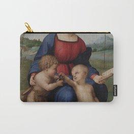 Raphael - Madonna del cardellino Carry-All Pouch