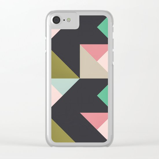 The Nordic Way Clear iPhone Case