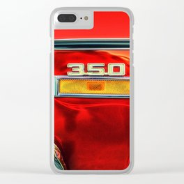 """""""350"""" Clear iPhone Case"""