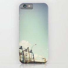 Metal Adolescent Bronotosauri iPhone 6s Slim Case