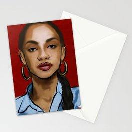 """Untitled//Sade"" (2017) Stationery Cards"