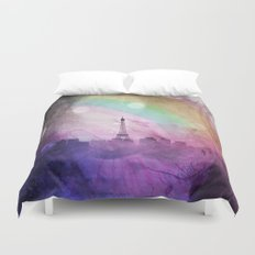 Paris Duvet Cover
