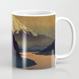 Sunset at Aga Coffee Mug