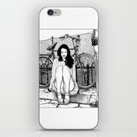 apollonia iPhone & iPod Skins featuring asc 592 - L'amende honorable (A satisfactory apology) by From Apollonia with Love