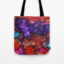 Nebula Dreams Tote Bag