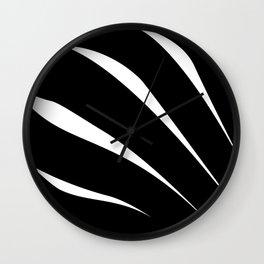 Negative Claw Wall Clock