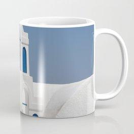 Santorin Colors - Blue & White Coffee Mug