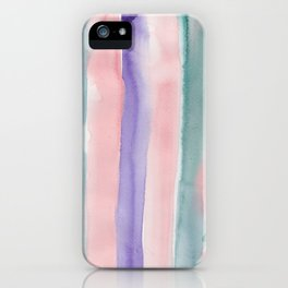 28  | 190907 | Watercolor Abstract Painting iPhone Case