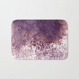 splattering, from the top Bath Mat