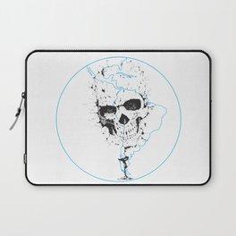 Calavera Proyecto (Skull Project) Laptop Sleeve