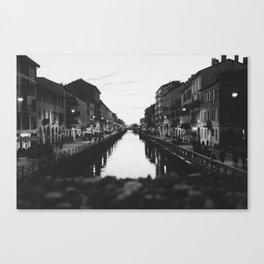 Never ending Canvas Print
