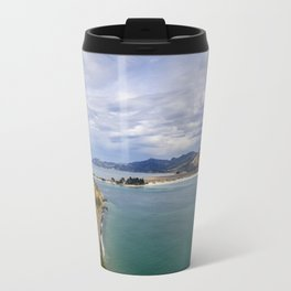 Clouds over the Sea Travel Mug