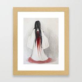 Sundel Bolong Framed Art Print