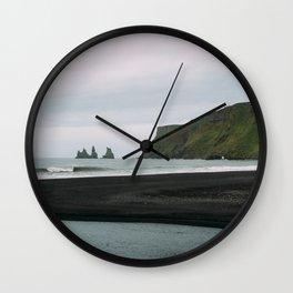 Vík Wall Clock