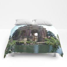 Palace Of Fine Arts - San Francisco Comforters