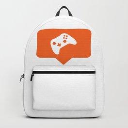 I like video games! Backpack