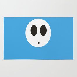 SHY GUY(LIGHT BLUE) Rug