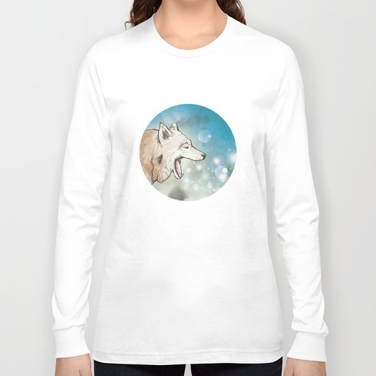 Scattered Long Sleeve T-shirt