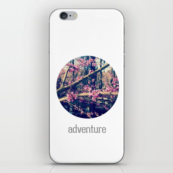 A D V E N T U R E iPhone & iPod Skin
