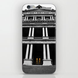 The Manor - New York City Courthouse iPhone Skin