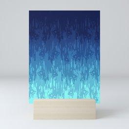 Meltdown Cold Mini Art Print