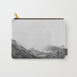THE MOUNTAINS IV / Bavarian Alps Carry-All Pouch
