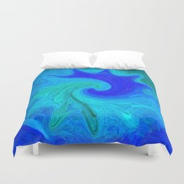 Abstract Mandala 260 Duvet Cover