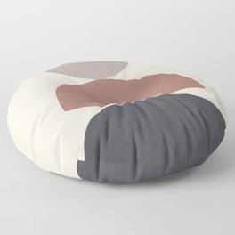 Balancing Elements III Floor Pillow