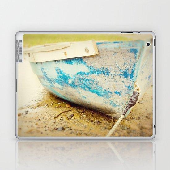 cape cod blue Laptop & iPad Skin