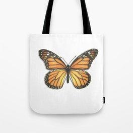Butterflies: Monarch Tote Bag