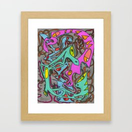 IXF Framed Art Print