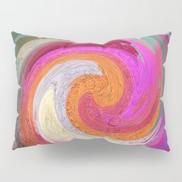 399 - Abstract Colour Design Pillow Sham