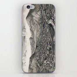 Walton - New York - 1887 iPhone Skin