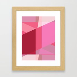 Soft and Sweet Framed Art Print