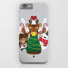 Merry Christmas Chestnut Girl!!! Slim Case iPhone 6s