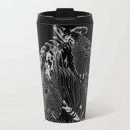Inverse Zebras Travel Mug