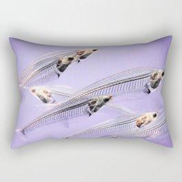 Phantom Catfish Rectangular Pillow