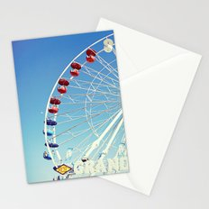 Grand Wheel at the Fair Stationery Cards