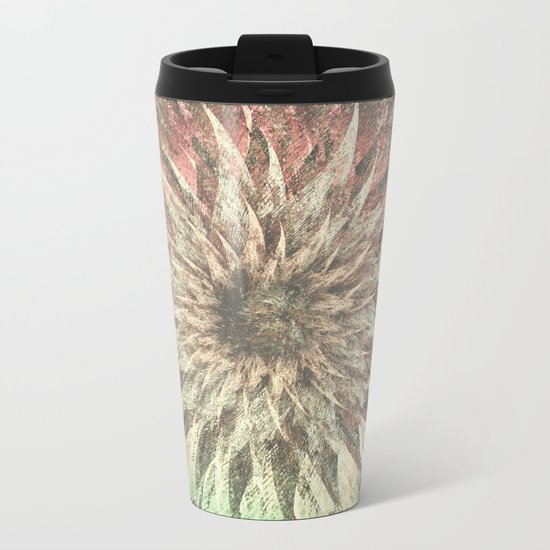 Meeting Mahadeva Metal Travel Mug