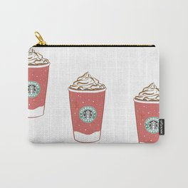 Christmas Design Starbucks  Carry-All Pouch