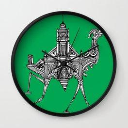 Offerooki Wall Clock